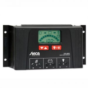 Solar Charge Controller Steca Solarix 4040
