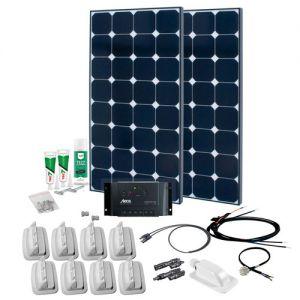 SPR Caravan Kit Solar Peak PRS15 240W | 12V